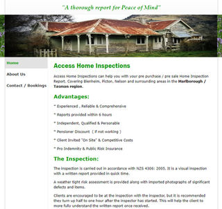 Access Home Inspections