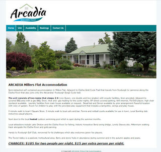 Arcadia Accommodation