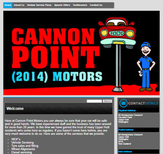 Cannon Point Motors